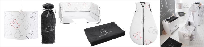 Uitzonderlijk Mickey Mouse babykamer van Anel | Mickey Mouse babykamer UJ72