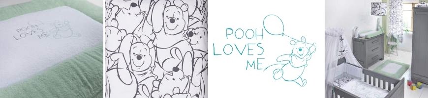 Pooh Fresh mint / grijs - Anel