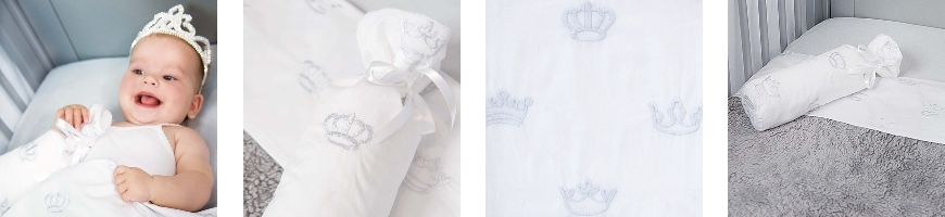 Kroontjes Zilver - Cottonbaby