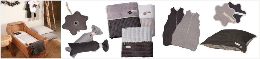 Koeka babykamer thema : Grey / White : Babywinkel Yurada