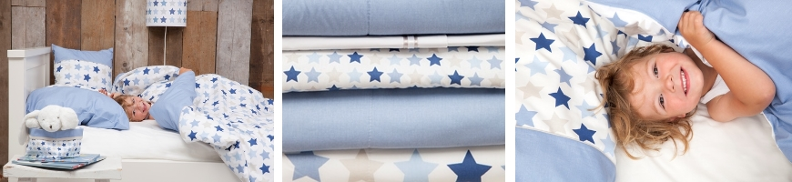Mixed Stars Blue - Little Dutch