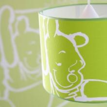 Silly Pooh lime - Anel