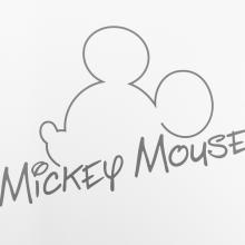 Mickey Mouse - Anel