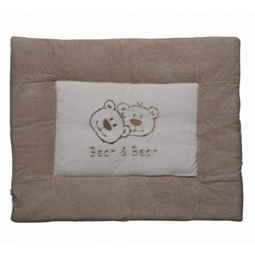 Boxkleed stof Bear en Bear ecru - Anel