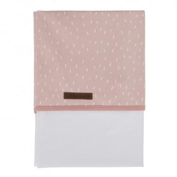 Wieglaken Pink sprinkles – Little Dutch