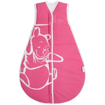 Slaapzak winter Silly Pooh pink 70 cm - Anel