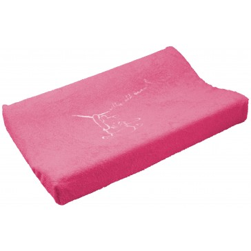 Aankleedkussenhoes Silly Pooh pink - Anel