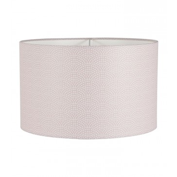 Hanglamp Rond Pink Waves - Little Dutch