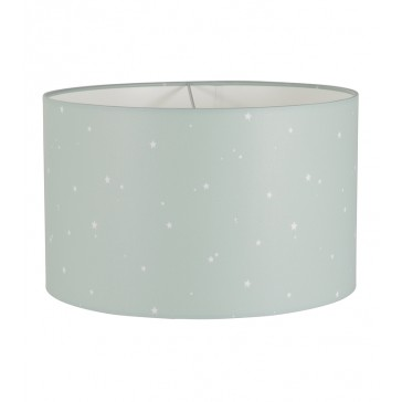 Hanglamp Rond Little Stars Mint - Little Dutch