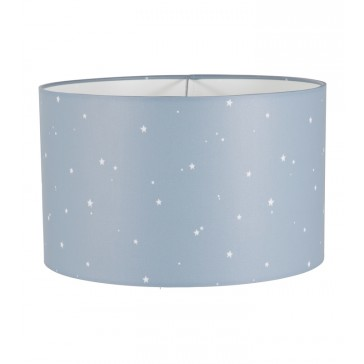 Hanglamp Rond Little Stars Blue - Little Dutch