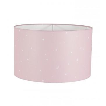 Hanglamp Rond Little Stars Pink - Little Dutch