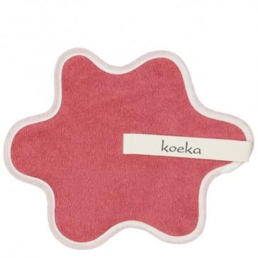 Speendoekje badstof Rome Tea Rose - Koeka