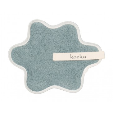 Speendoekje badstof Rome Sapphire - Koeka