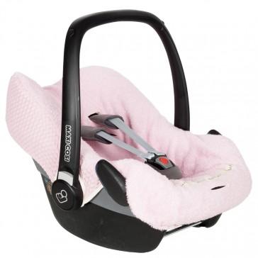 Hoes voor Maxi Cosi Antwerp Old Baby Pink - Koeka