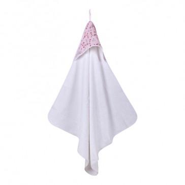 Badcape Pink Blossom - Little Dutch