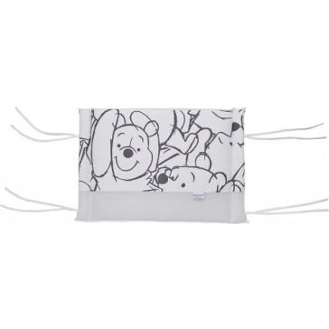 Hoofdbeschermer klein Pooh Fresh mint grijs – Anel