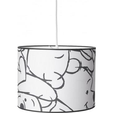 Hanglamp Pooh Fresh grijs - Anel