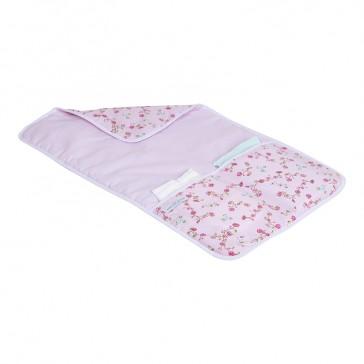 Verschoningsmatje Pink Blossom - Little Dutch
