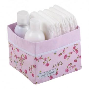 Commodemandje klein Pink Blossom - Little Dutch