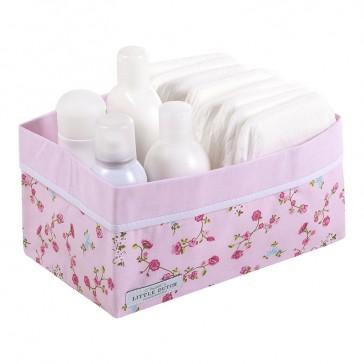 Commodemandje groot Pink Blossom - Little Dutch