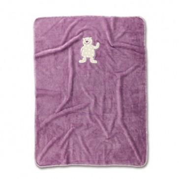 Ledikantdeken teddy Youmi Pruna - Baby Boum