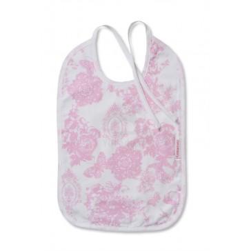 Slab Toile de joey Roze vlinder - Cottonbaby