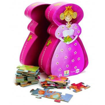 Puzzel Prinses - Djeco