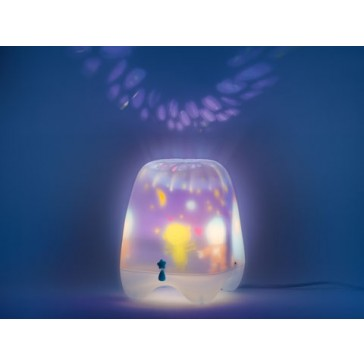 Carrousel lamp Ruimte - Pabobo