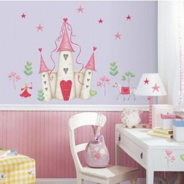 Muurstickers Princes Castle - RoomMates