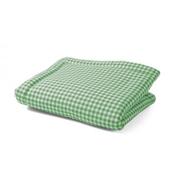 Boxkleed Combiruit groen - Cottonbaby