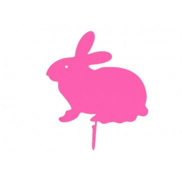Kapstokje konijn FUCHSIA - global affairs