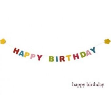 Slinger Happy Birthday - global affairs