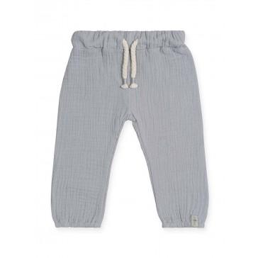Broekje Cotton Wrinkled Grey - Jollein