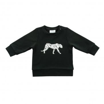 Truitje Leopard Black & White - Jollein
