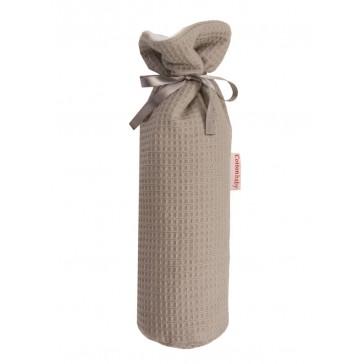 Kruikenzak Wafel Zand - Cottonbaby