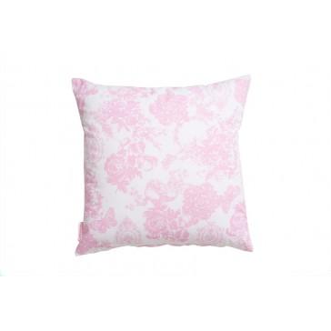 Sierkussen Toile de joey Roze vlinder - Cottonbaby