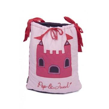 Pep & Juul speelgoedzak The Castle