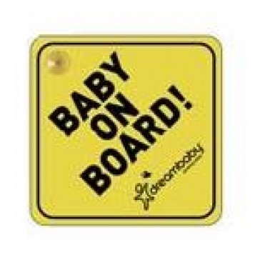 Baby On Board bordje - Safety First