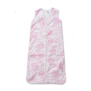 Slaapzak Toile de Joey Roze vlinder 110 cm - Cottonbaby