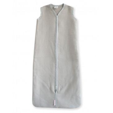 Slaapzak Wafel Lichtgrijs 80 cm - Cottonbaby