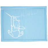 Boxkleed stof Silly Pooh blue - Anel