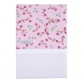 Wieglaken Pink Blossom - Little Dutch