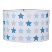 Hanglamp Rond Mixed Stars Mint - Little Dutch