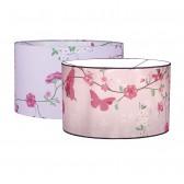 Hanglamp Silhouette Pink Blossom – Little Dutch
