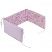 Hoofdbeschermer Pink Blossom – Little Dutch