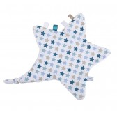 Knuffeldoekje Ster Mixed Stars Mint - Little Dutch