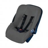 Anti zweet hoes voor autostoel groep 0+ lichtgrijs - Aerosleep