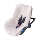 Anti zweet hoes voor autostoel groep 0+ wit - Aerosleep