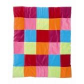 Boxkleed Colourful check 85x105cm - Jollein