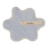Speendoekje badstof Rome Baby Blue - Koeka